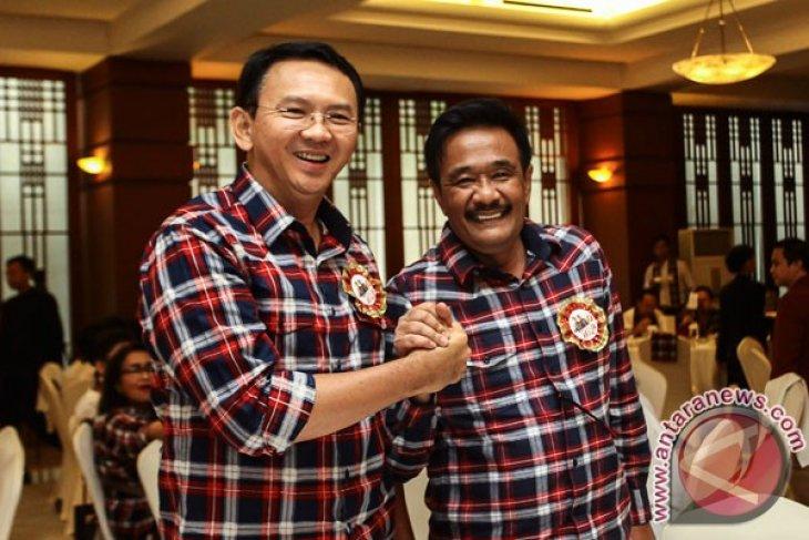 Djarot: lima tahun belum cukup bangun Jakarta