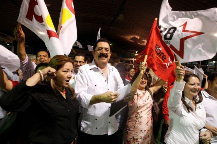 Oposisi Honduras usulkan hitung ulang atau pemilu dua putaran