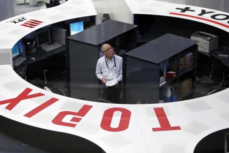 Saham Tokyo dibuka menguat ikuti pasar Eropa dan Nasdaq