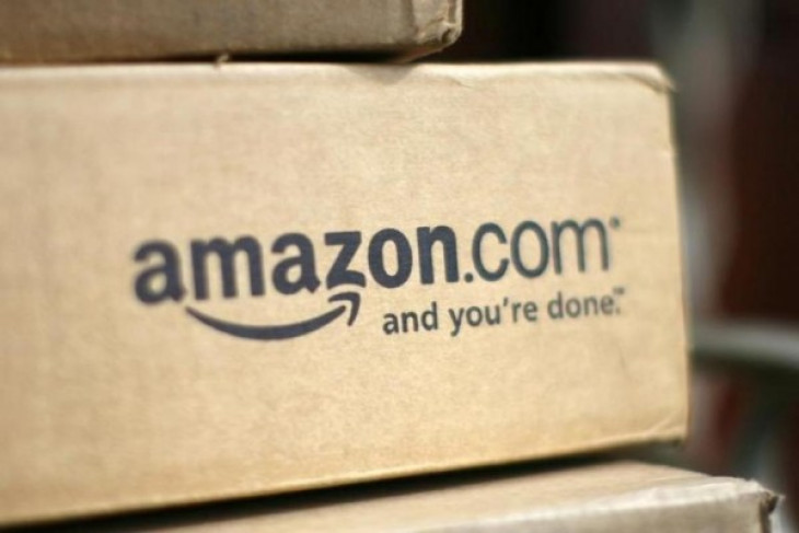 Amazon siapkan layanan pengiriman sendiri