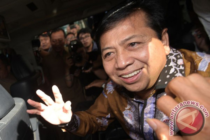 Indonesian KPK summons house speaker as witness in e-id corruption case