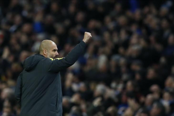 Guardiola dan Kane raih penghargaan bulanan