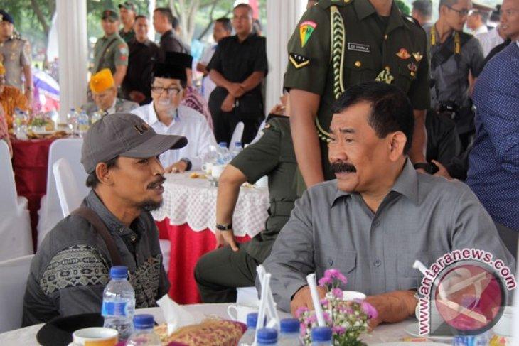 Soenarko sambangi kantor BPN  Prabowo-Sandi