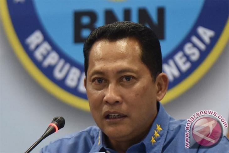 Kepala BNN ingatkan kadivpas Kemenkumham Jateng jangan asal omong