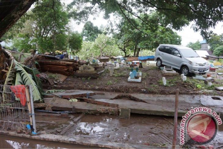 Lima kecamatan di Bima terendam banjir
