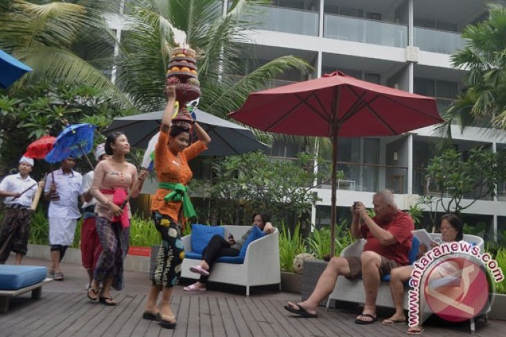 Tingkat hunian hotel di Bali 66,72 persen