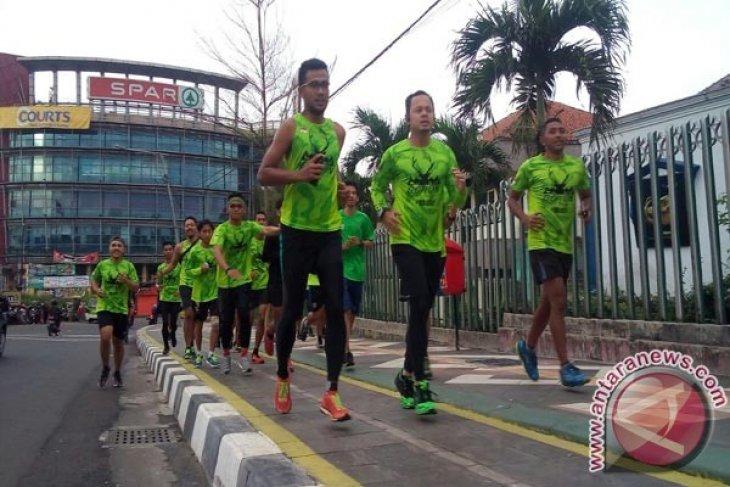 Bima Arya Uji Lintasan Lari Pedestrian KRB