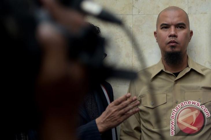 Polrestro Jakarta Selatan tetapkan Ahmad Dhani tersangka
