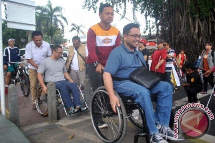 Komunitas Disabilitas Bogor Sosialisasikan Hak Penyandang Cacat