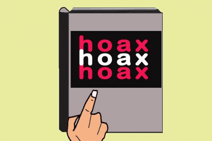 """Ahli: """"hoax"""" merupakan kabar yang direncanakan"""