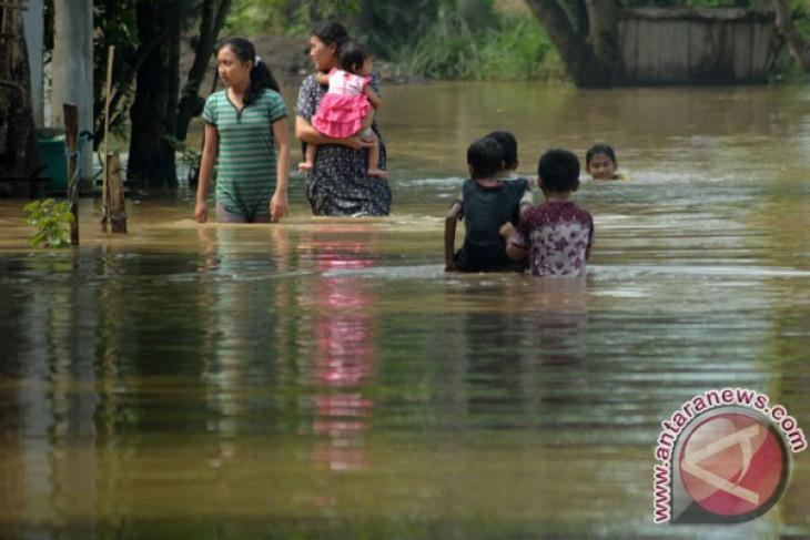 Banjir landa lima kabupaten di NTB