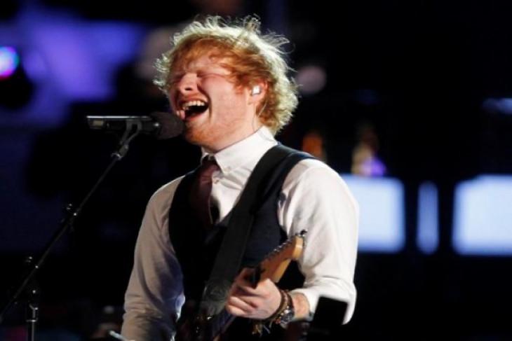 Ed Sheeran stop buka Twitter gara-gara troll