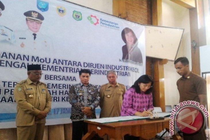 Pelaku IKM di Ternate akan dibantu modal usaha