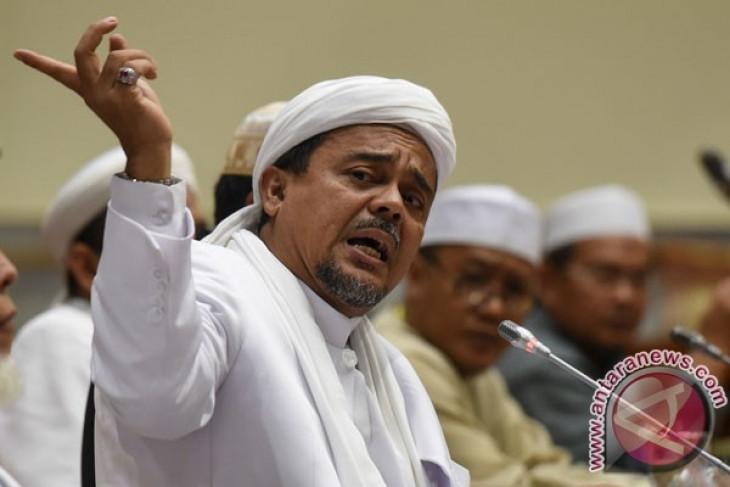 Polda Metro Jaya belum terima informasi kepulangan Rizieq Shihab