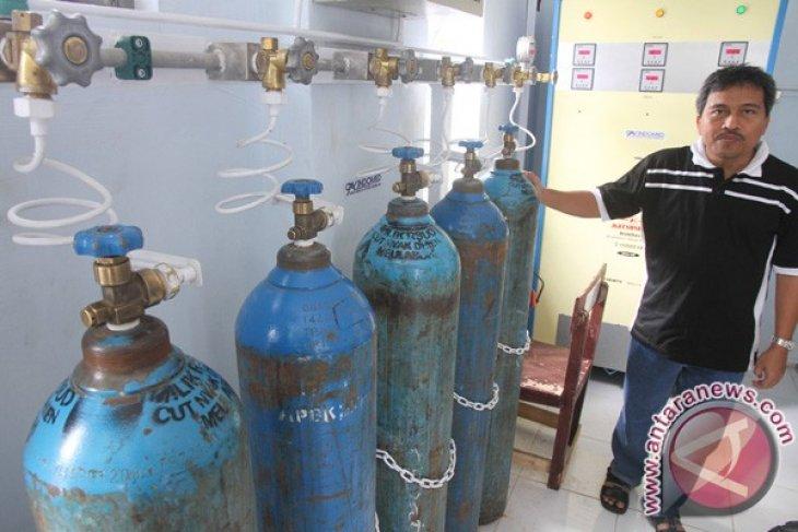 RSU Cut Nyak Dhien Meulaboh produksi gas oxygen medis
