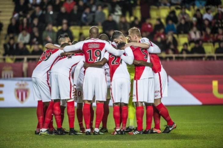 Monaco pemuncak klasemen sementara Liga Prancis