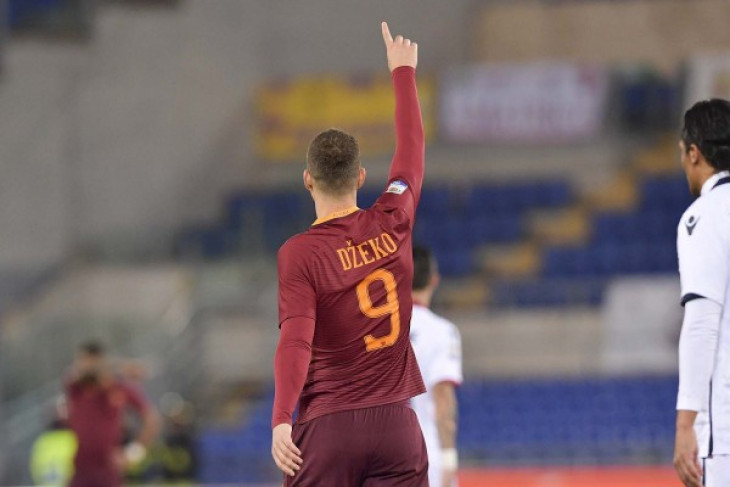 AS Roma lolos ke 16 besar Liga Champions sebagai juara grup