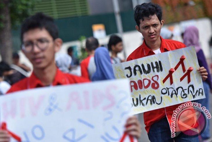20 persen ODHA di Cianjur warga usia pelajar