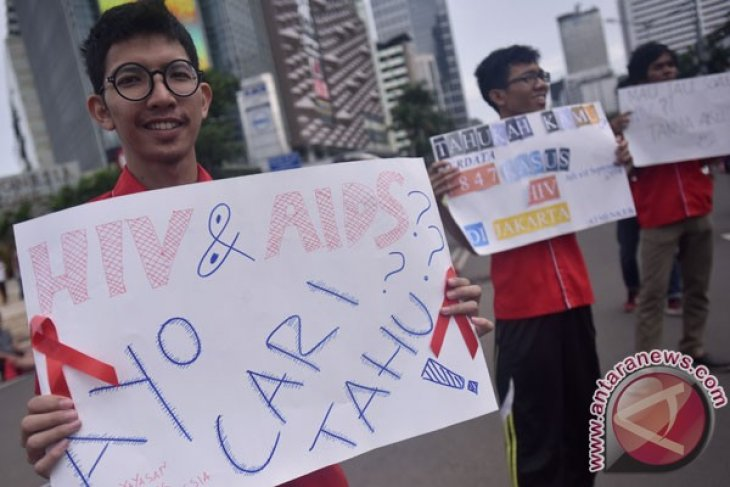 Remaja rentan penularan HIV/AIDS di Jabar