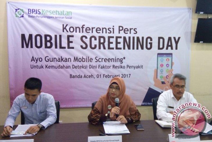 BPJS Aceh luncurkan pengecekan riwayat kesehatan mobile