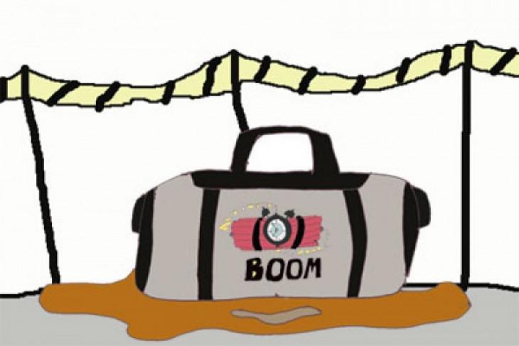 Kotak mencurigakan Lapas Padang berisi kipas angin