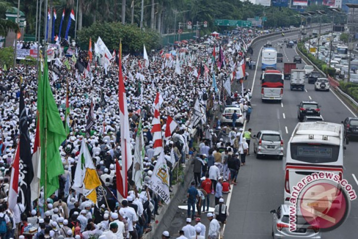 Polda Metro Jaya siapkan pengamanan reuni 212