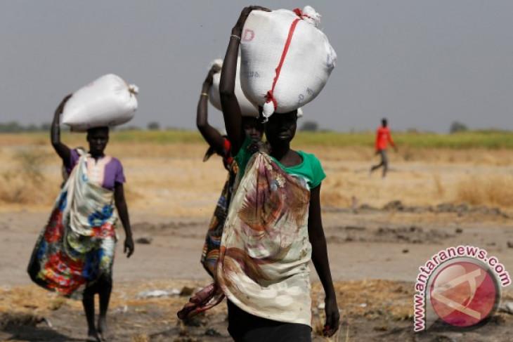 Korban tewas pertikaian antar-marga di Sudan selatan jadi 170