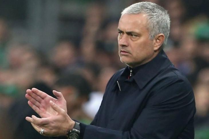 """Kini jangan lagi sebut Mourinho """"The Special One"""", tapi """"The Calm One"""""""