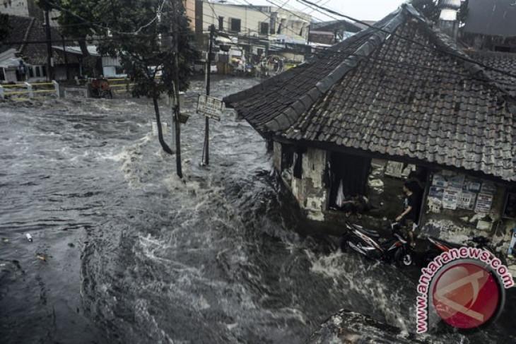 Tiga kecamatan terendam banjir di Kabupaten Bandung