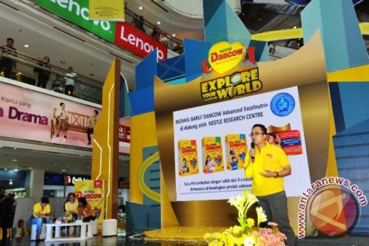 Nestle Luncurkan Dancow Advanced Excelnutri+