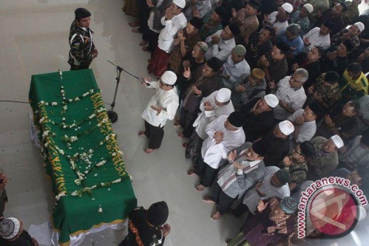 Wapres sebut Hasyim Muzadi sosok berpendirian teguh