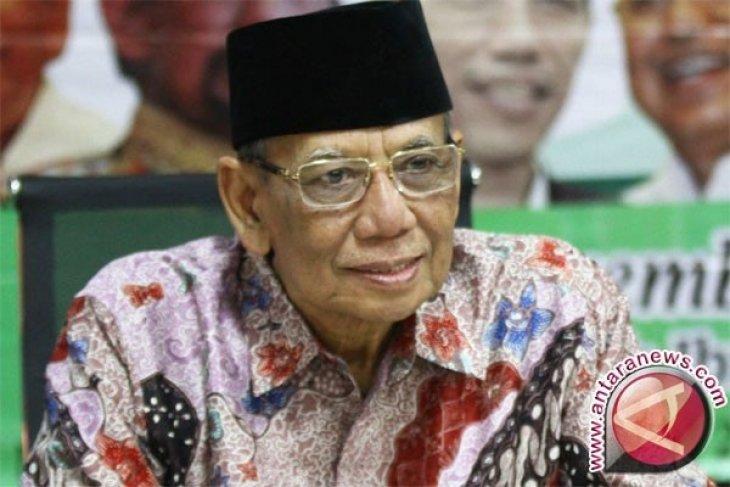Hasyim Muzadi ulama yang menyejukkan, kata Presiden