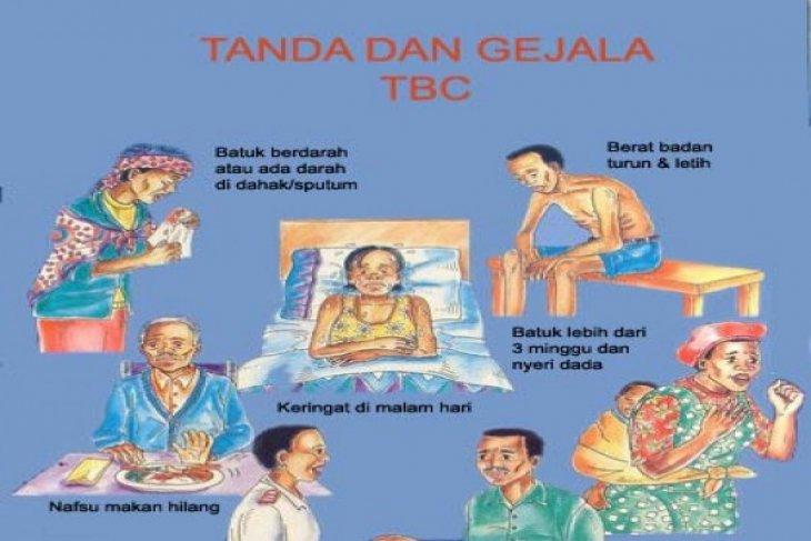 Tangerang sisir penyakit TBC radius 20 meter penderita