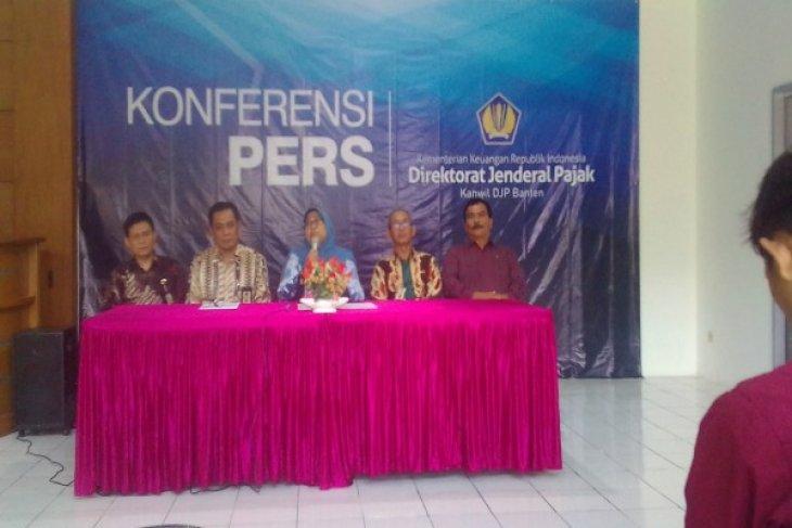 DJP Banten Terima Amnesti Pajak Rp2,5 Triliun