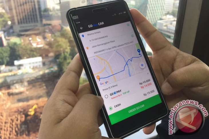 GO-JEK gandeng tiga startup untuk perkuat GO-PAY