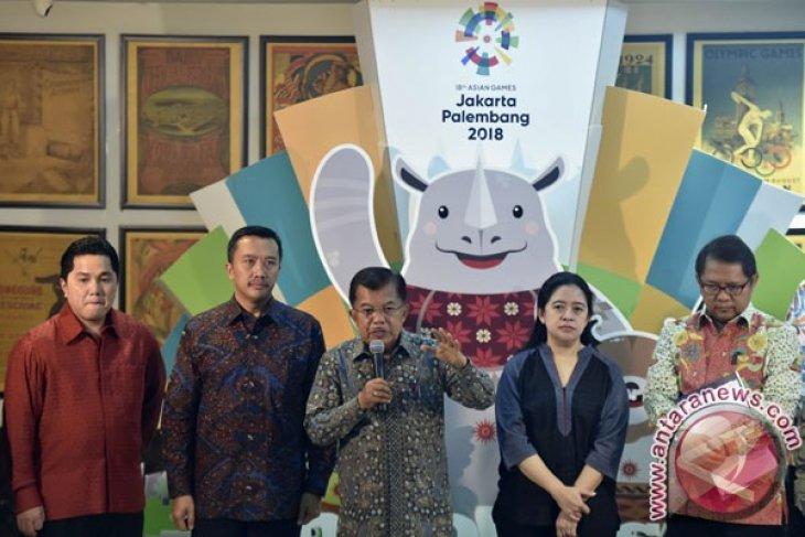 Ratas Persiapan Asian Games 2018
