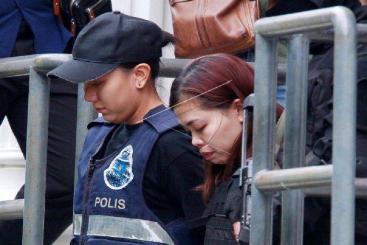 Akhirnya Siti Aisyah dibebaskan dari dakwaan membunuh kakak Kim Jong-Un