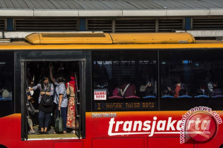 Transjakarta tambah dua rute layanan OK-OTtrip