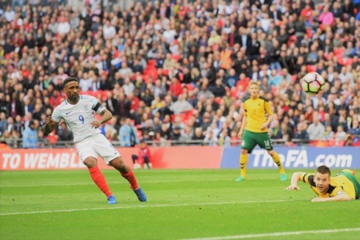 Defoe incar kembali dipanggil timnas untuk Piala Dunia 2018