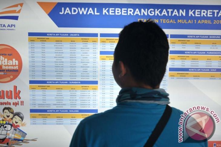 Tiket KA Jakarta-Solo libur Imlek habis
