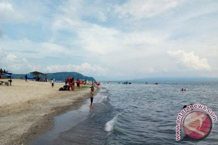 Pantai Bulbul Destinasi Baru Danau Toba Antara News