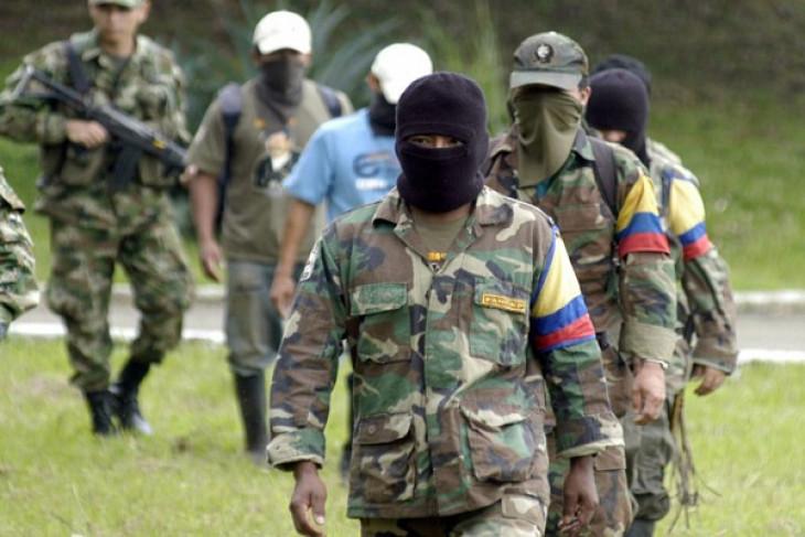 Kelompok bersenjata Kolombia tangkap delapan tentara Venezuela thumbnail