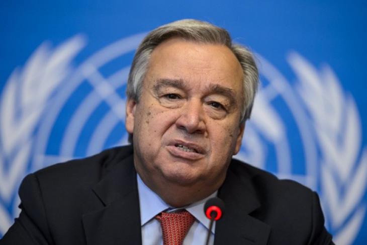 Sekjen PBB tunjuk utusan khusus untuk Myanmar