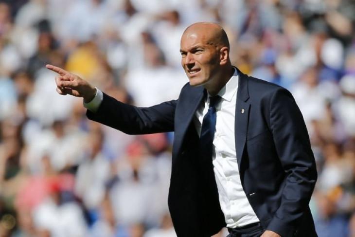 Zidane sadari tidak ada jaminan lamanya pekerjaan di Real
