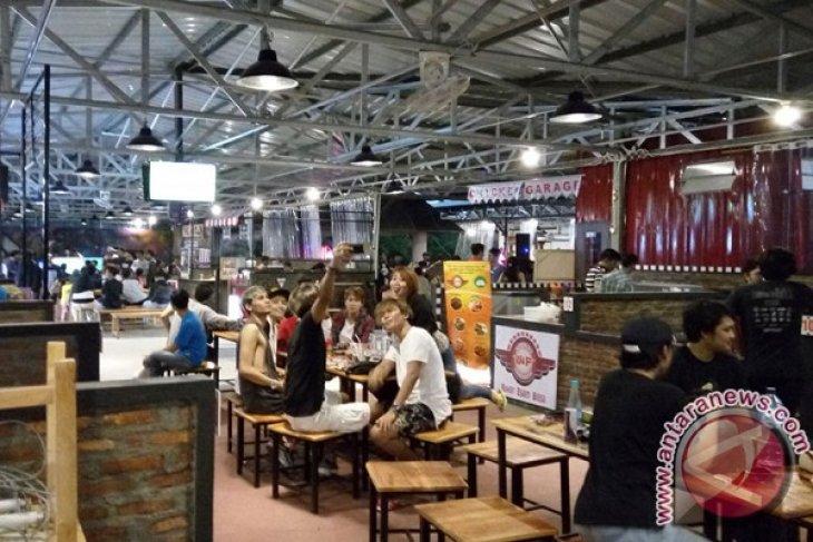 PSPT Rooftop, pusat kuliner baru di Tebet
