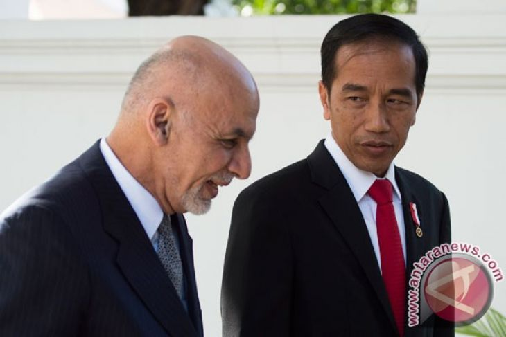 Indonesia, Afghanistan hold discussion to enhance bilateral cooperation