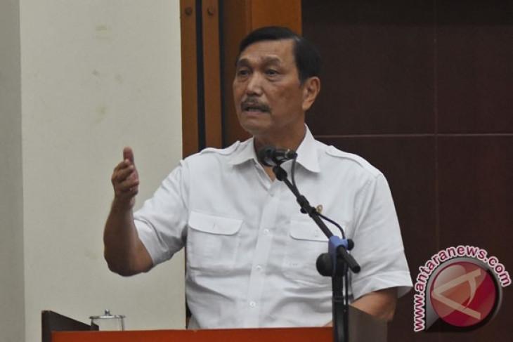 Luhut perintahkan penataan TPA Suwung