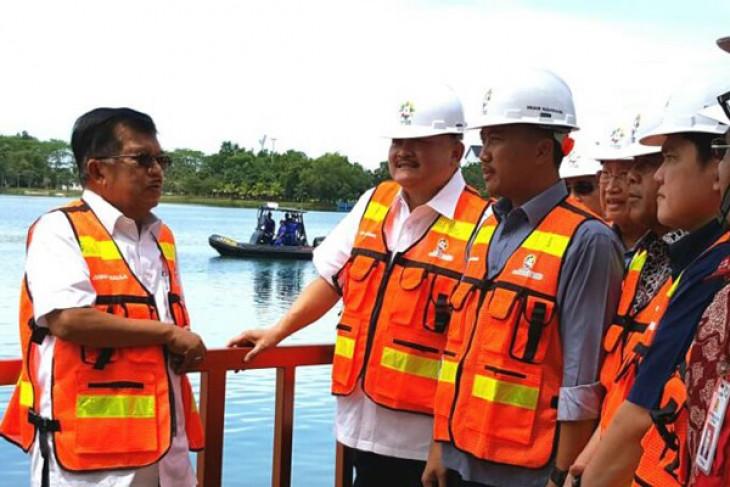 PUPR percepat penyelesaian arena dayung Asian Games