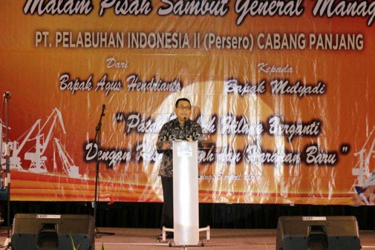 Harapan Gubernur Lampung Kepada Pelindo II