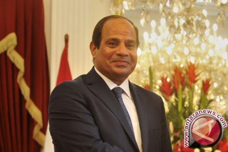 Presiden Mesir-Raja Jordania tekankan penyelesaian damai konflik Palestina-Israel